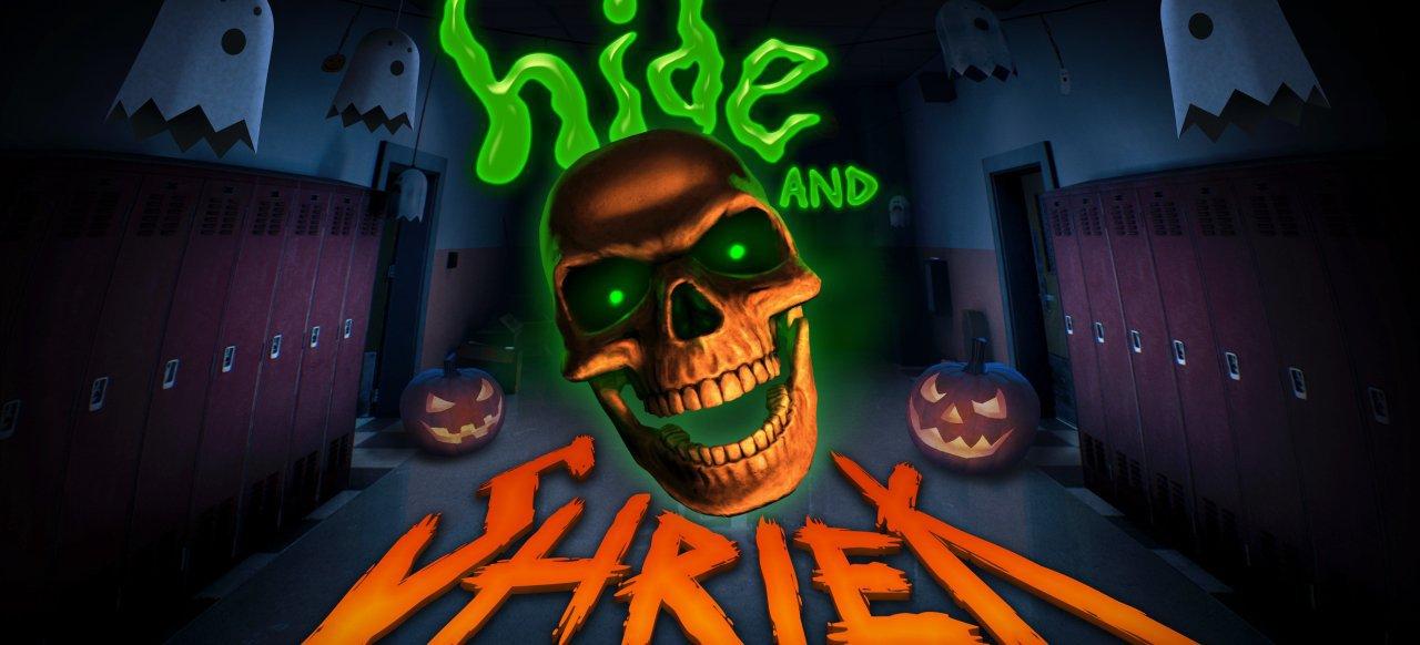 Hide and Shriek (Arcade-Action) von Funcom