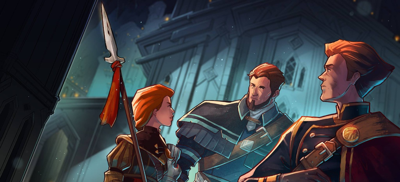Masquerada: Songs and Shadows (Rollenspiel) von Ysbryd Games