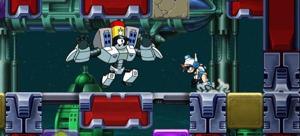Mighty Switch Force! (Arcade-Action) von WayForward Technologies
