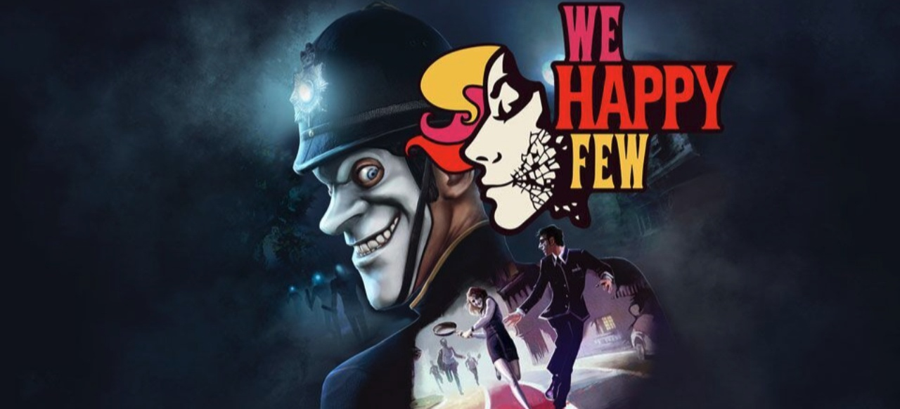 We Happy Few (Action) von Gearbox Publishing