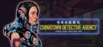Chinatown Detective Agency: Day One: Kostenloser Prolog zum Cybernoir-Adventure veröffentlicht