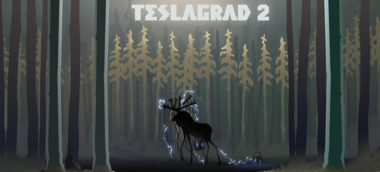 Teslagrad 2 (Plattformer) von