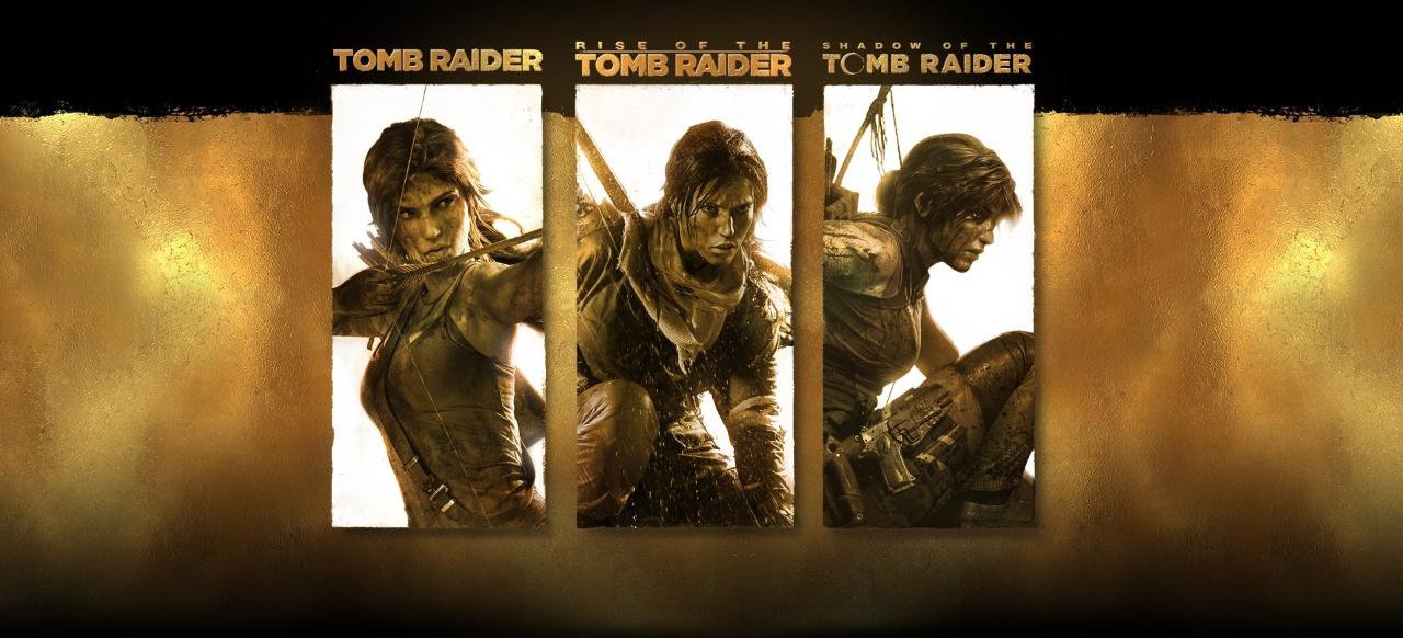 Tomb Raider: Definitive Survivor Trilogy (Action-Adventure) von Square Enix