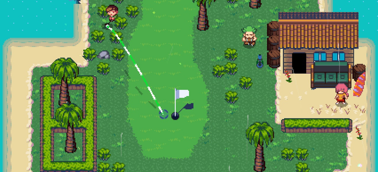 Golf Story (Adventure) von Sidebar Games