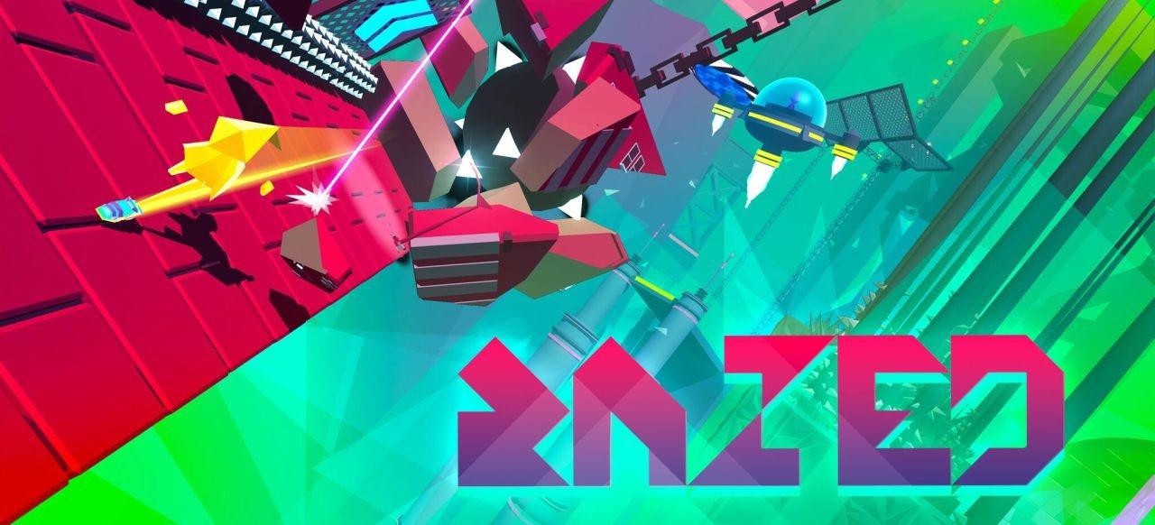 RAZED (Arcade-Action) von PQube