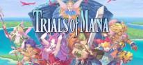 Trials of Mana: Überblick über die HD-Neuauflage im Spielszenen-Trailer