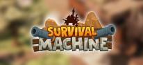 Survival Machine: Survival-Abenteuer auf einer fahrenden Festung mit Zombies