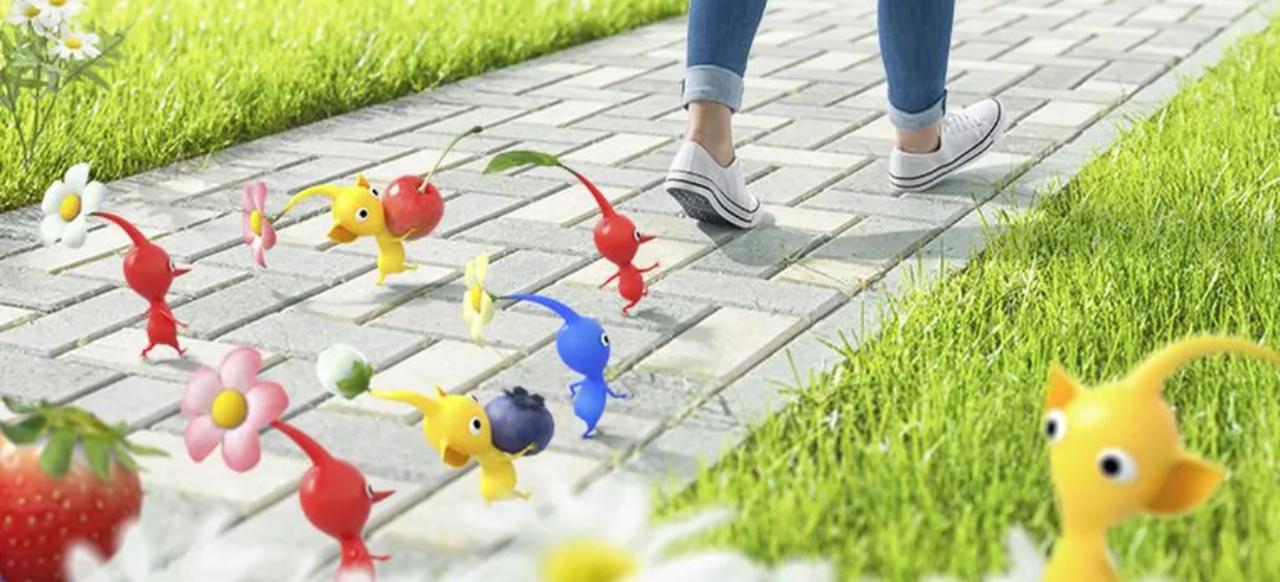 Pikmin (AR) (Taktik & Strategie) von Nintendo