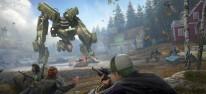 Generation Zero: Missionen, Spielwelt und Maschinen-Gegner sollen überarbeitet werden; Blick in die Zukunft
