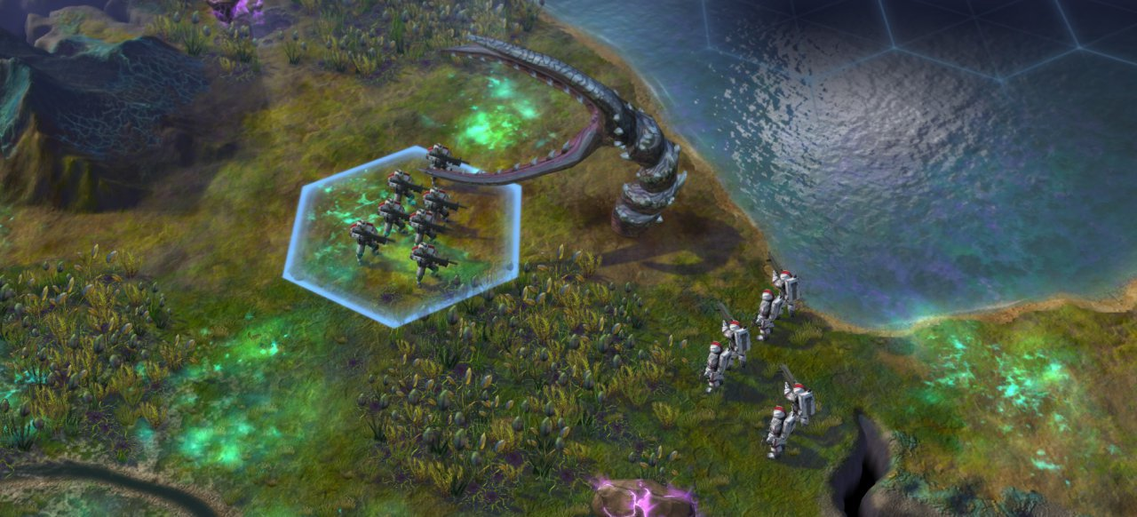 Civilization: Beyond Earth (Taktik & Strategie) von 2K Games