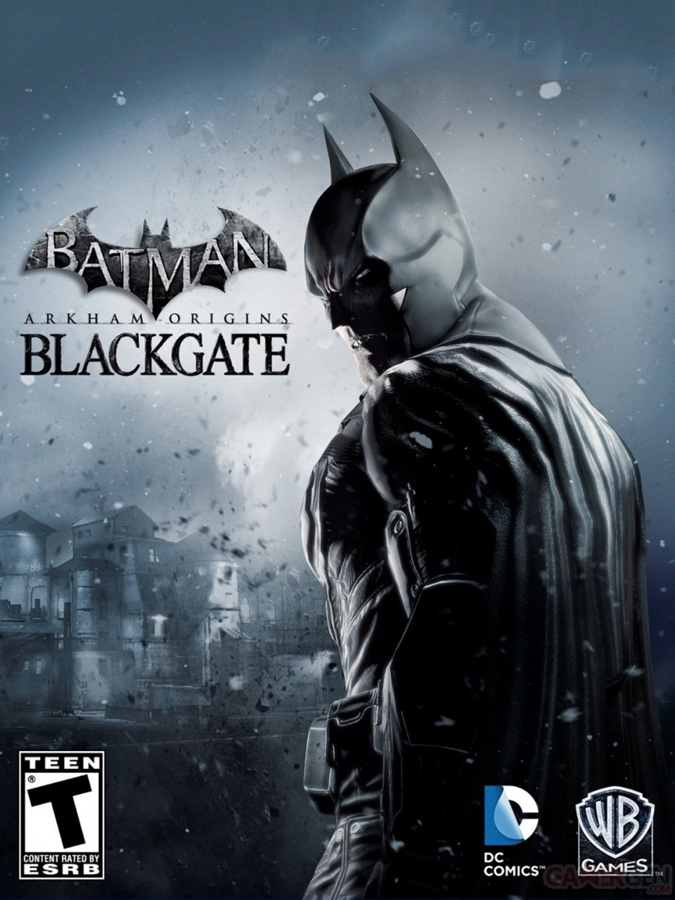 Alle Infos zu Batman: Arkham Origins - Blackgate (PS_Vita)
