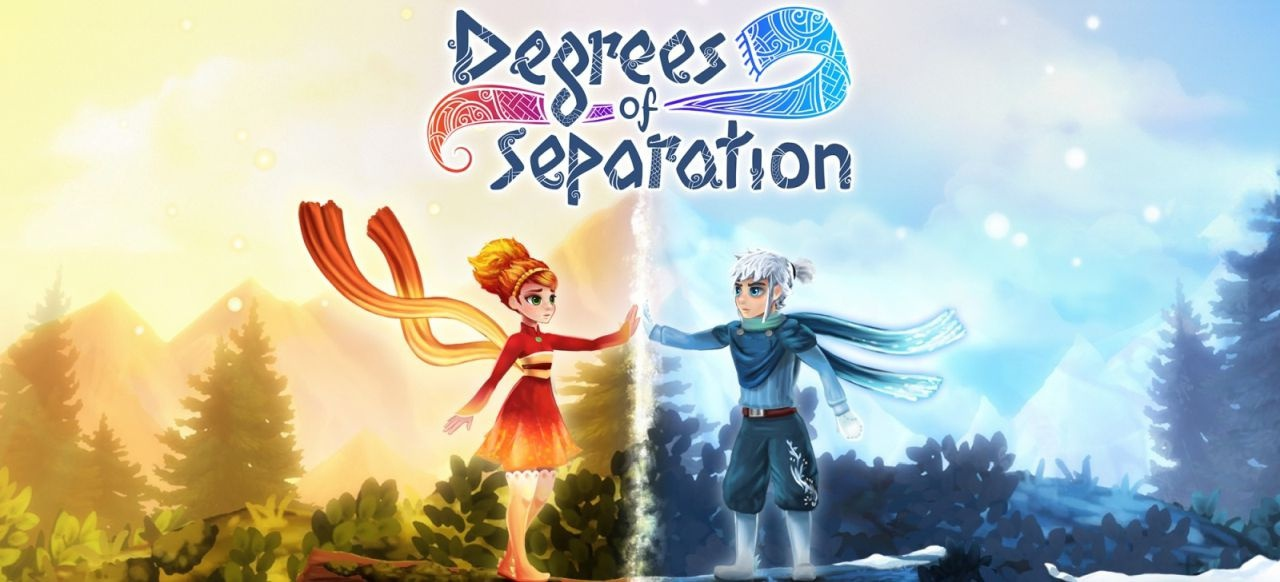 Degrees of Separation (Adventure) von Modus Games