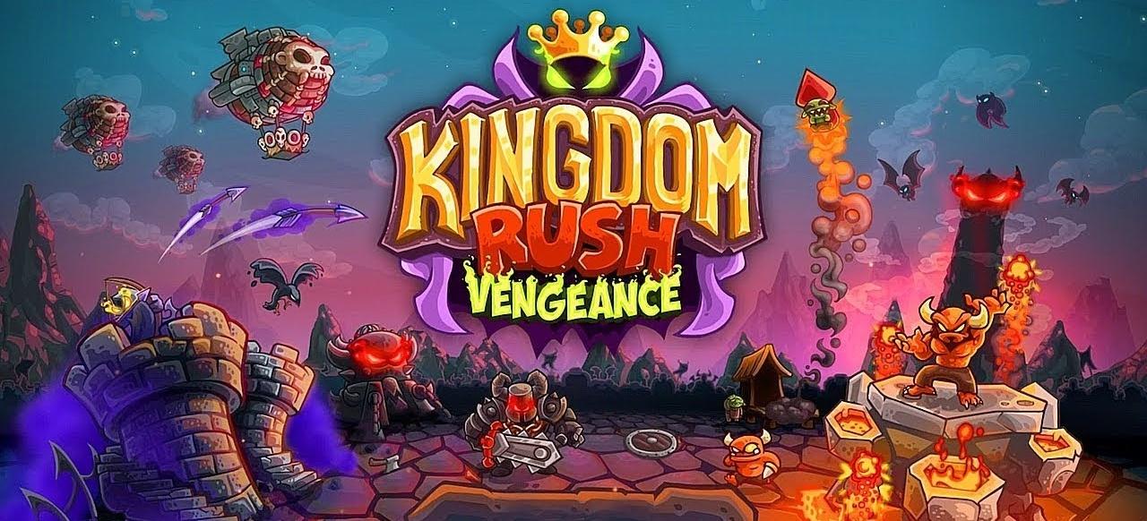 Kingdom Rush Vengeance (Taktik & Strategie) von Ironhide Game Studio
