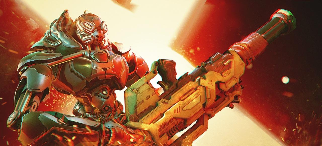 PositronX (Shooter) von Scorpius Games