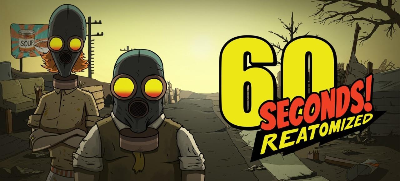 60 Seconds! Reatomized (Survival & Crafting) von Robot Gentleman