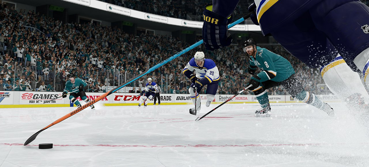 Nhl 17 Test Sport Playstation 4 Xbox One 4playersde