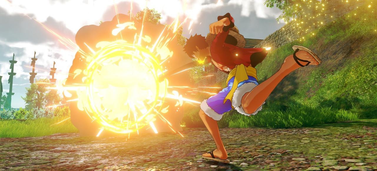 One Piece: World Seeker (Action) von Bandai Namco Entertainment