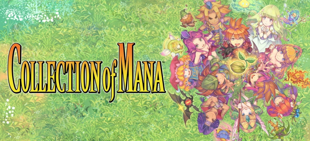 Collection of Mana (Rollenspiel) von Square Enix