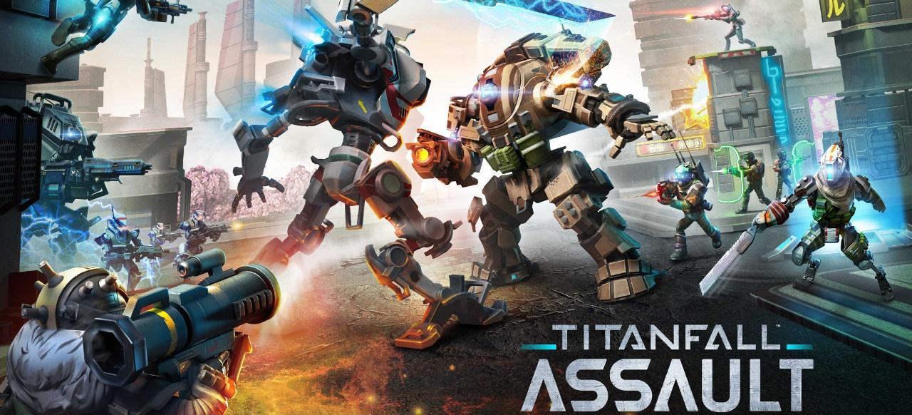 Titanfall: Assault (Strategie) von Nexon