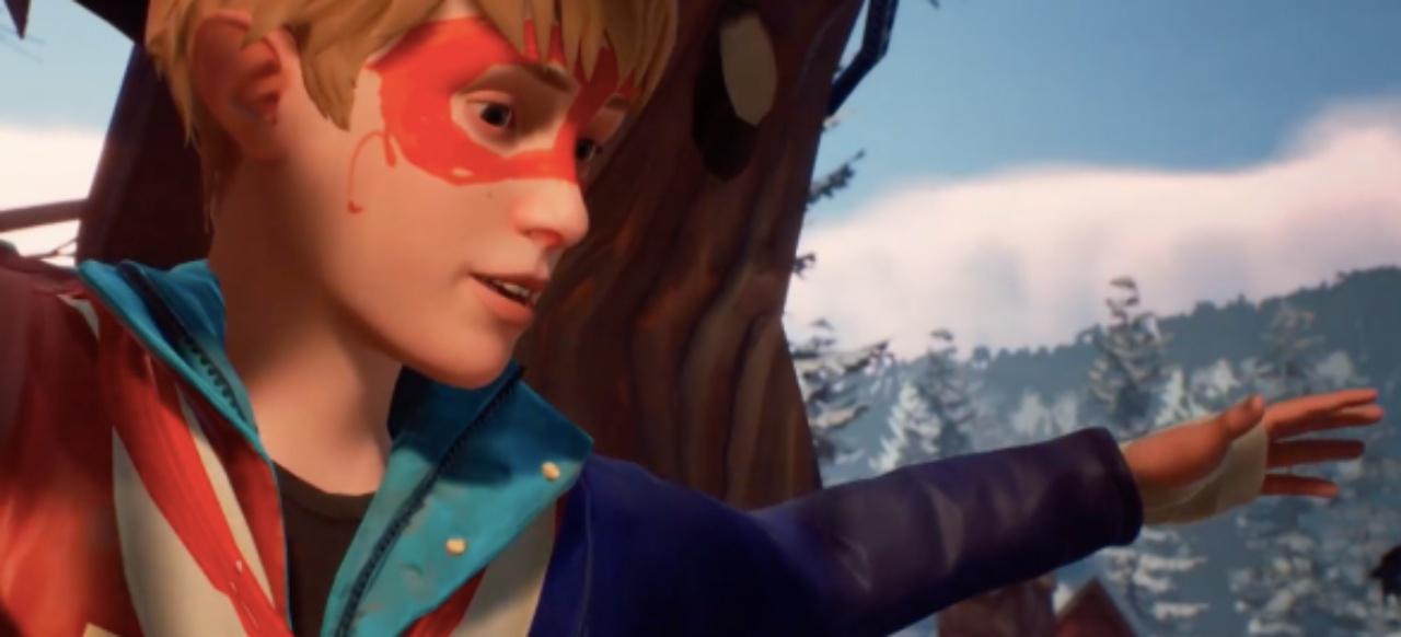 Die fantastischen Abenteuer von Captain Spirit (Adventure) von Square Enix