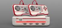 Evercade VS: Vorbestellungen der stationären Retro-Konsole ab sofort möglich