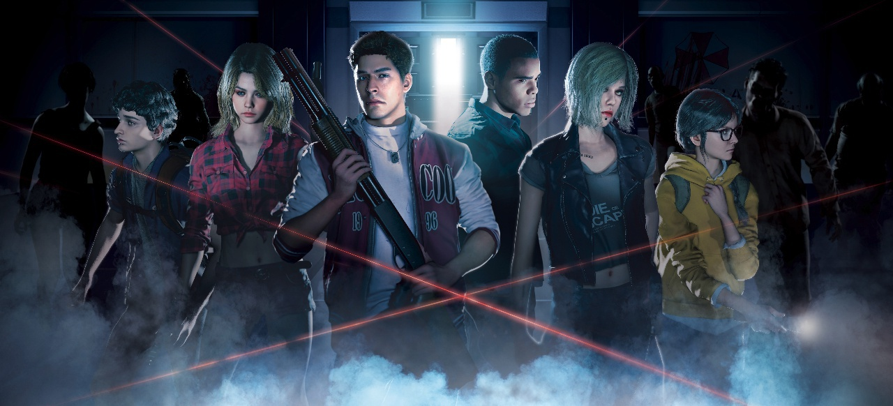 Resident Evil Resistance (Action-Adventure) von Capcom