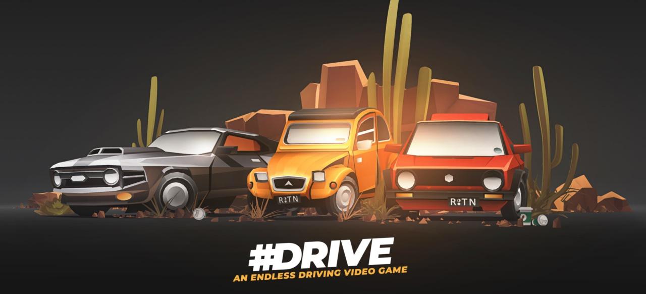 #DRIVE (Rennspiel) von PM Studios