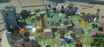 Tabletop Gods: Fantasy-Strategie für PC und VR hat den Early Access verlassen