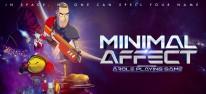 Minimal Affect: Als Action-Rollenspiel verpackte Sci-Fi-Parodie im Anflug