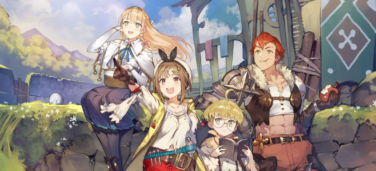 Atelier Ryza: Ever Darkness & the Secret Hideout (Rollenspiel) von Koei Tecmo / Koch Media