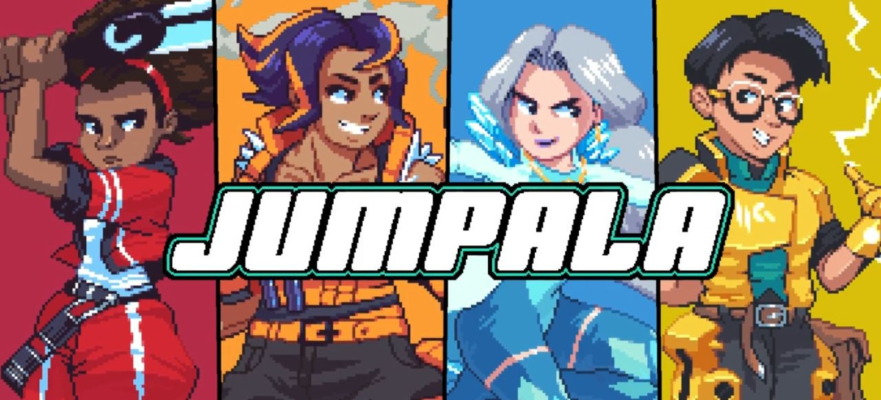 Jumpala (Plattformer) von Yokereba