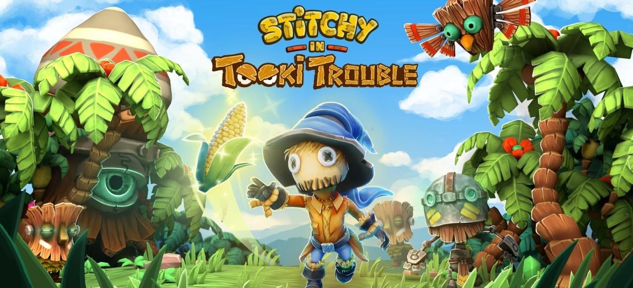 Stitchy in Tooki Trouble (Plattformer) von Polygoat