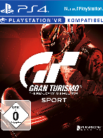 Alle Infos zu Gran Turismo Sport (VirtualReality)