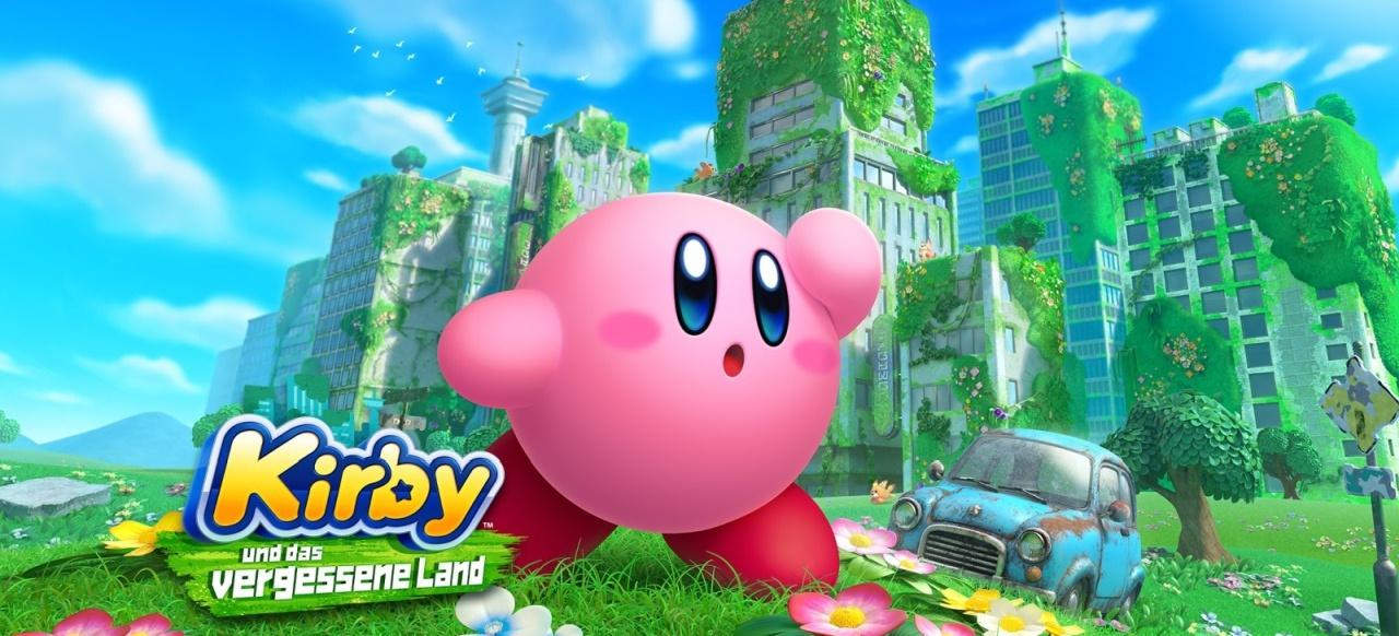 Kirby und das vergessene Land (Plattformer) von Nintendo