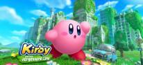 Kirby und das vergessene Land: Neues Plattform-Abenteuer für Switch angekündigt
