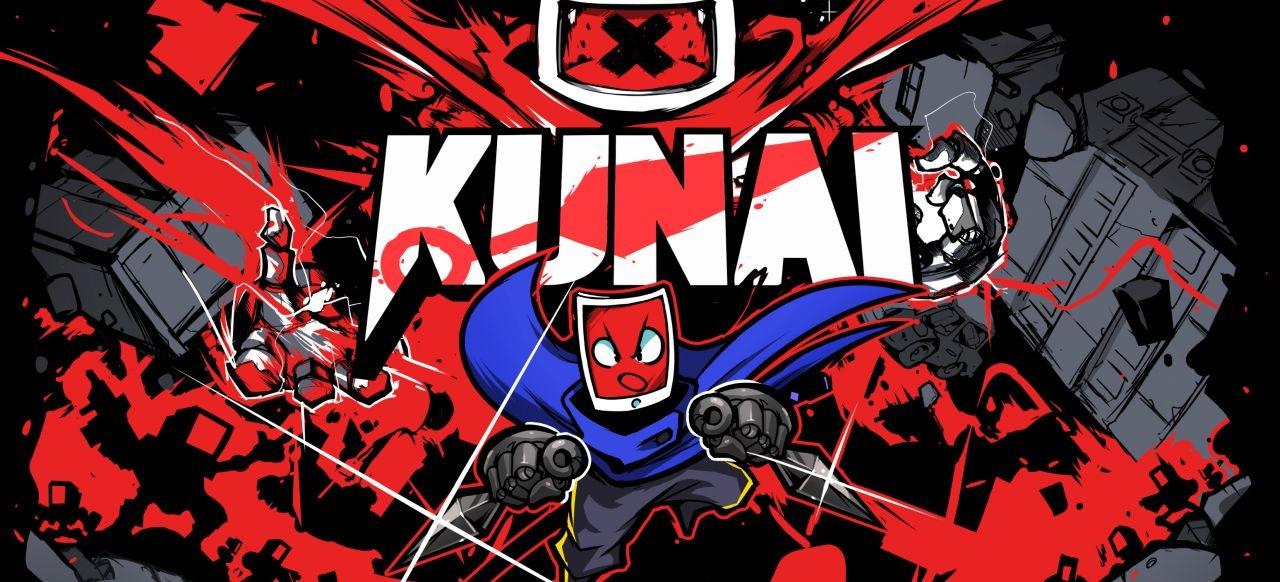 Kunai (Plattformer) von The Arcade Crew / Meridiem