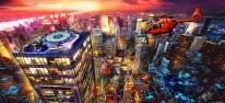 Mad Tower Tycoon: Baustart für die verrückte Wolkenkratzer-Simulation