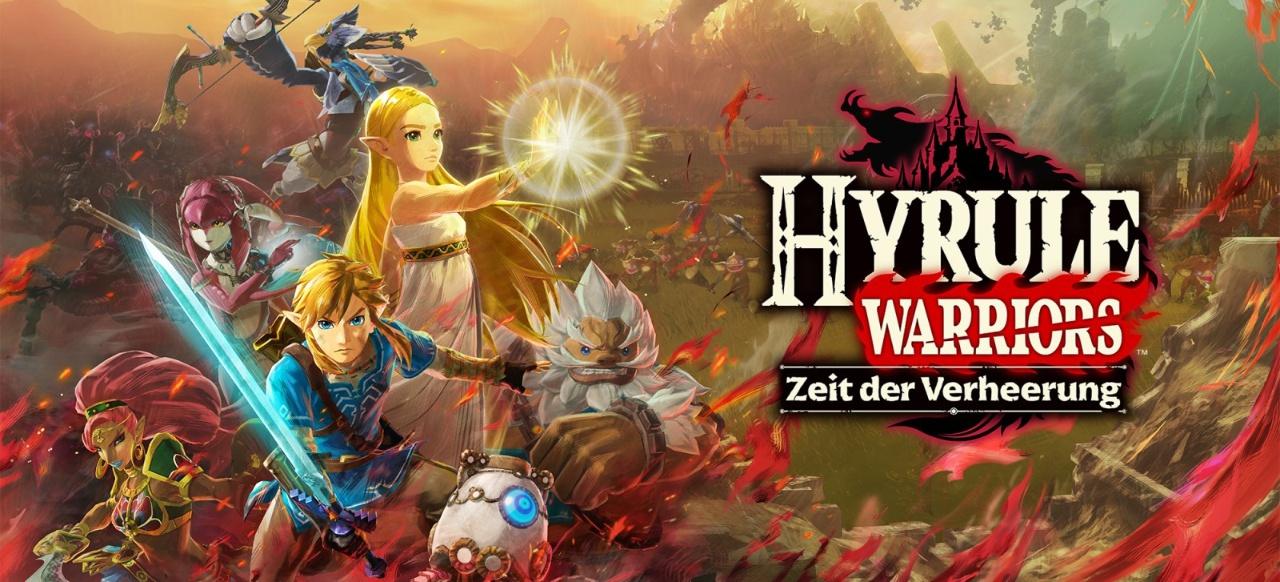 Hyrule Warriors: Zeit der Verheerung (Action-Adventure) von Nintendo