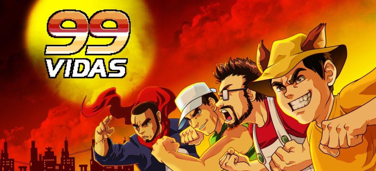 99Vidas (Prügeln & Kämpfen) von QUByte Interactive / Strictly Limited