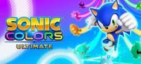 Sonic Colors: Ultimate: Überarbeitete Version für PC, PS4, PS5, Switch, Xbox One und Xbox Series X/S