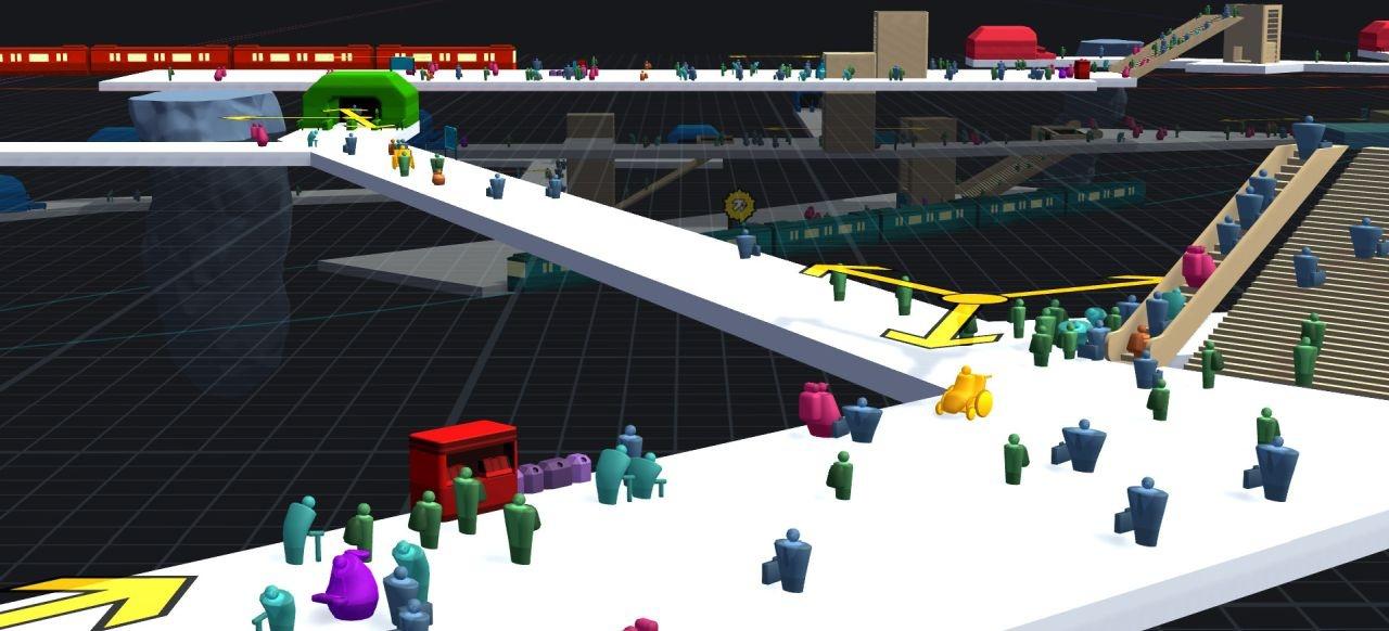 STATIONflow (Simulation) von DMM Games