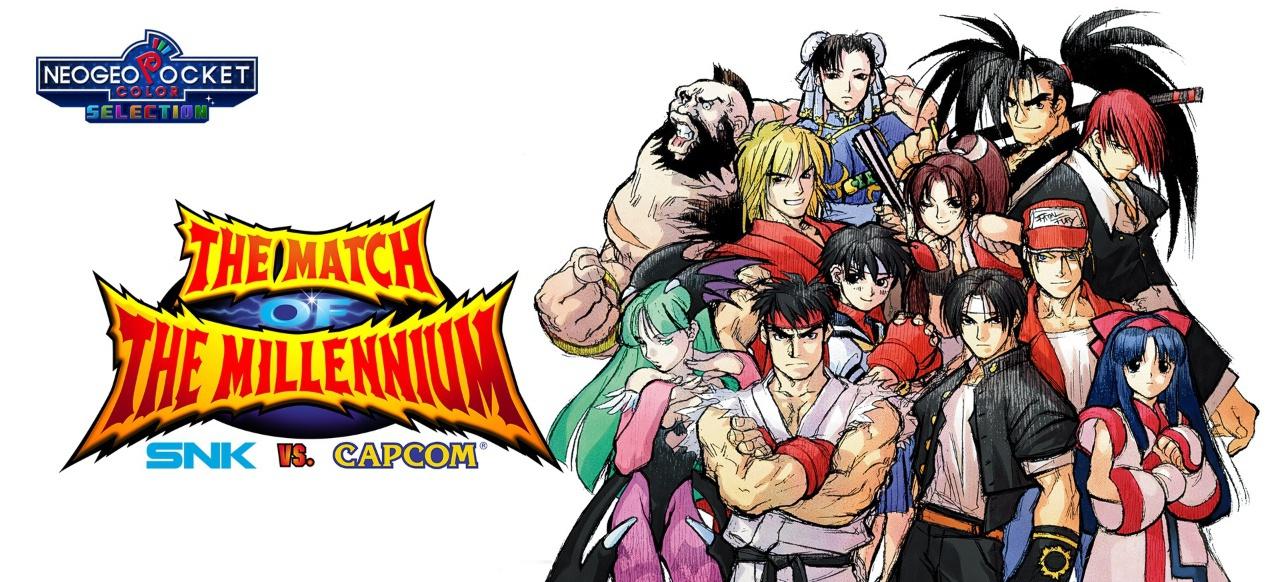 SNK vs. Capcom: The Match of the Millennium (Prügeln & Kämpfen) von SNK Corporation