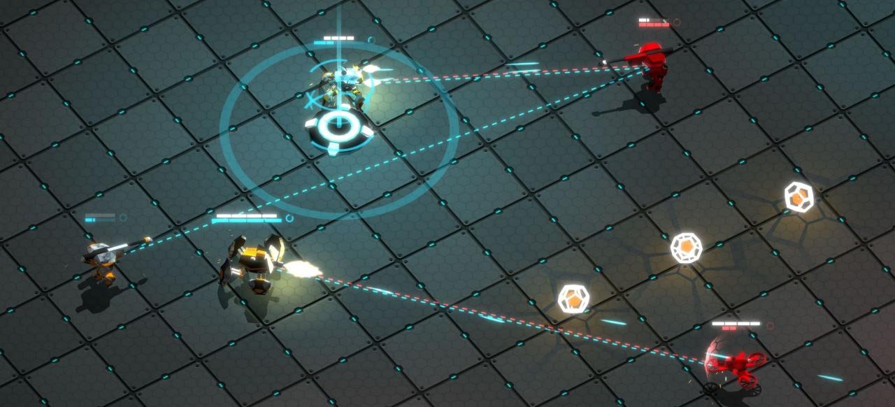 Gladiabots (Strategie) von GFX47