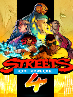 Alle Infos zu Streets of Rage 4 (PC,PlayStation4,Switch,XboxOne)