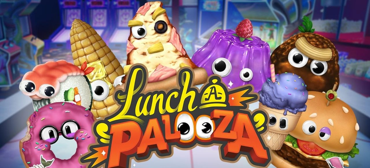 Lunch A Palooza (Musik & Party) von Alternative Software