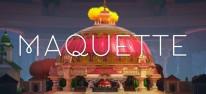 Maquette: Rätselspiel kehrt aus der Versenkung zurück und erscheint über Annapurna Interactive
