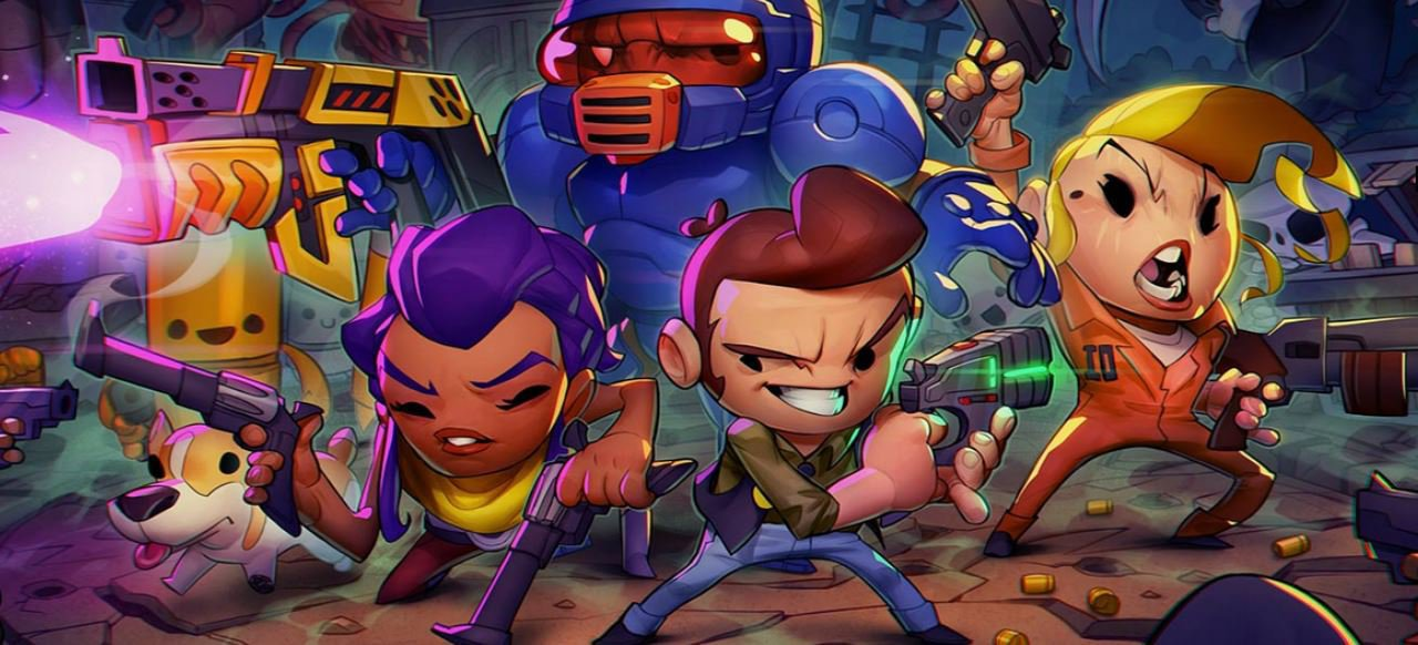 Enter the Gungeon (Arcade-Action) von Devolver Digital
