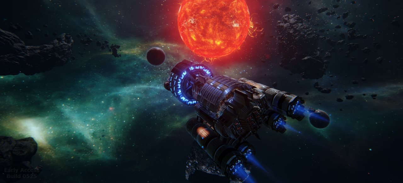 Into the Stars (Survival & Crafting) von Fugitive Games