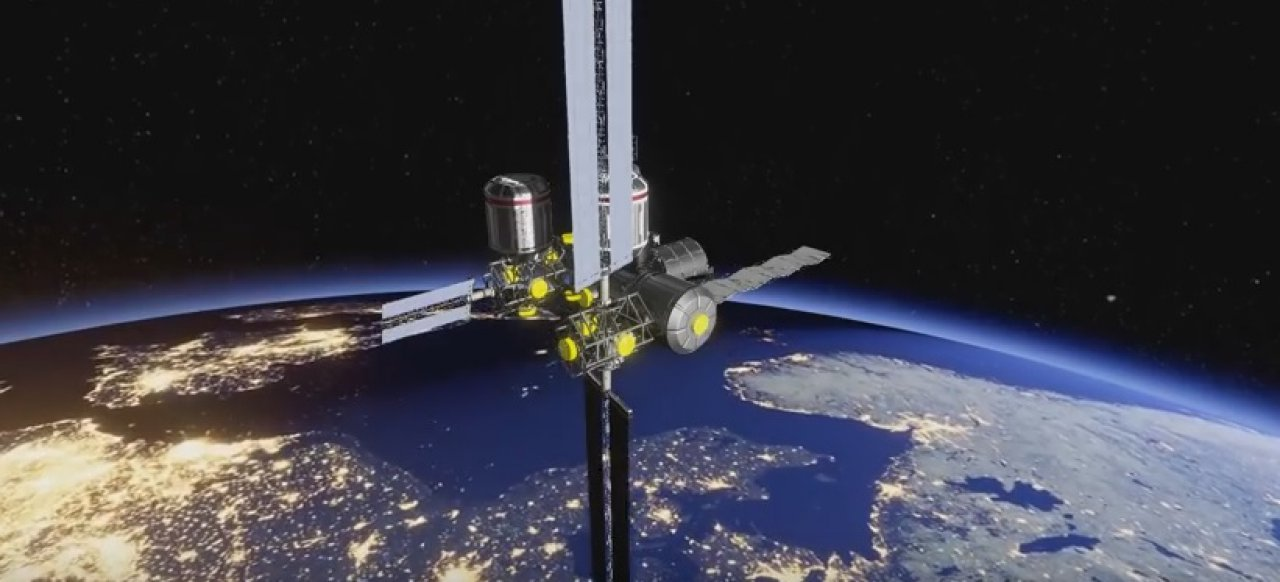 Stable Orbit (Simulation) von Green Man Gaming Publishing