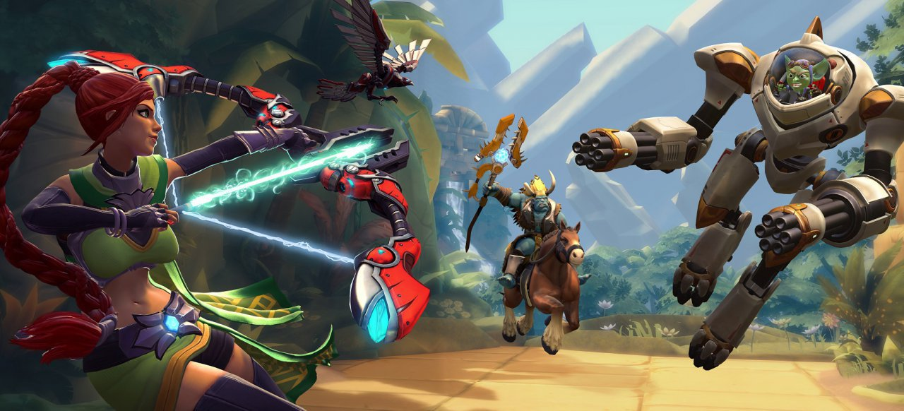 Paladins - Champions of the Realm (Shooter) von Hi-Rez Studios